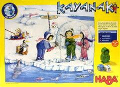 ハバ社ボードゲーム カヤナック