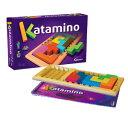 ペンタミノでマスを埋めるGigamic社ボードゲームKATAMINO カタミノ