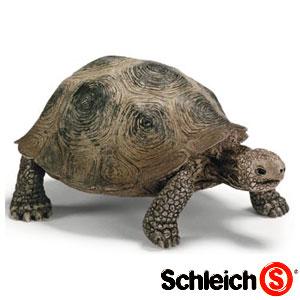 シュライヒのフィギュアはリアルで精巧な仕上がりシュライヒ(Schleich)大カメ(ゾウガメ)