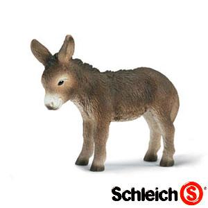 シュライヒのフィギュアはリアルで精巧な仕上がりシュライヒ(Schleich)ロバ(仔)