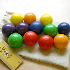出産祝いに大人気!ドイツ製ベビートイデュシマ(ジーナ)社 ミュージカルボール【送料無料】