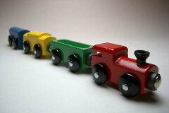 ミッキィ社(micki)のレール車両汽車4両9637
