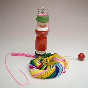 リリアン編み