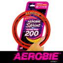 飛びすぎ注意!世界最長記録をもつフリスビーエアロビーエアロビー 小(AEROBIE SPRINT)