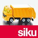 SIKU(ジク) メルセデス・ベンツゴミ収集トラック