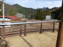 【交換用】 木製 鉄棒 ステンレス バー 120cm