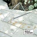 ◇[20330001]Wolf & Grizzly (ウルフ&グリズリー)GRILL/グリル M1 エディション with ファイヤーセット【メール便対象外】【佐川急便送料無料】oOO