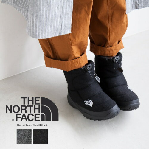 [NF51592]THE NORTH FACE(ノースフェイス) Nuptse Bootie Wool...