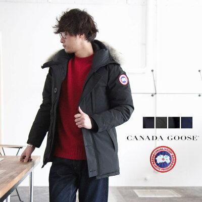 CANADA GOOSE(カナダグース) JASPER PARKA(ジャスパー パーカ)