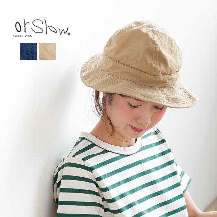 メンズ帽子, ハット (03--001-4081W) orSlow() D