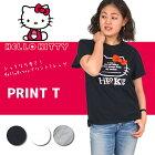 HelloKittyTシャツ半袖綿100%3サイズ(M/L/LL)カラー3色ハローキティキティティーシャツトップスレディース