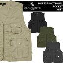 多機能ポケット ベスト 3L/4L 4色から (sv44338k)ジレ/チョッキ/中衣 (SABLINA VALENTINO/サブリナバレンチノ)