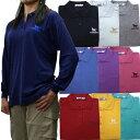 【SALE】婦人レディース長袖ポロシャツ◆10色4サイズ(M/L/LL/3L)から【ps1201】