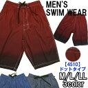 メンズ スイムウェア【4510/ドットタイプ】M/L/LL 3色から 水着/紳士/海パン