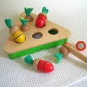 プレイミー社PLAYME プラックキャロット 【木のおもちゃ ままごと おもちゃ 木製玩具 知育玩具 出産祝い 人気 おままごと】