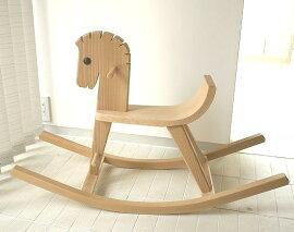 ケラー社KELLER木馬白木ペーター【乗用玩具木馬乗り物送料無料smtb木のおもちゃ木製玩具】
