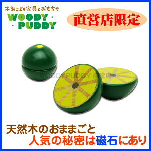 WOODYPUDDY ままごと キッチン おもちゃ ウッディプッディ マグネット プレゼント