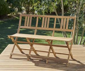 ガーデンベンチ ベンチチェア ベンチチェアー 長椅子 ガーデンチェア おしゃれ 椅子 チェア 屋外 カフェ テラス ガーデン 庭 ベランダ バルコニー アジアン( ガーデンベンチ3P )