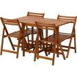 ガーデンテーブルセット ガーデンファニチャーセット ガーデンセット ガーデンテーブル テーブル カフェテーブル ガーデンファニチャー ガーデン ガーデン家具 ガーデンチェア ガーデンチェアー チェア チェアー 椅子 イス いす バーベキュー ブラウン 茶色