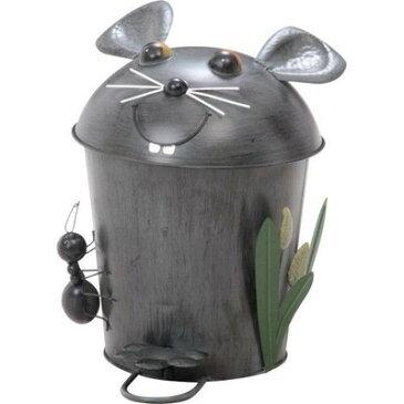 ゴミ箱 ごみ箱 ダストボックス くずかご キッチン リビング おしゃれ カフェ スリム ブラック 黒 ふた付き 蓋付きゴミ箱 蓋 つき 蓋付き