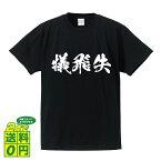 犠飛失 (犠牲フライによる失策出塁) オリジナル Tシャツ 書道家が書く おすすめ プリント Tシャツ 【 野球 】 メンズ レディース キッズ S M L LL XL XXL 120 130 140 150 G-S G-M G-L