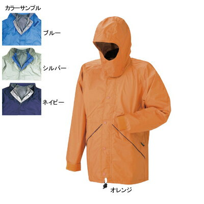 作業服 作業着 J-601 ゴアテックス レインジャケット XL オレンジ12[作業服から事務服まで総アイテ...