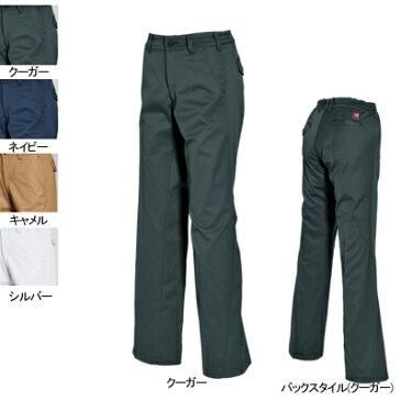 バートル BURTLE 6079 レディースパンツ 4L クーガー17 作業着 作業服 パンツ(スラックス)
