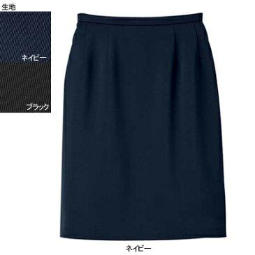 事務服・制服・オフィスウェア ヌーヴォ SS4005 スカート 17号・ネイビー1