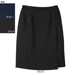 事務服・制服・オフィスウェア ヌーヴォ SC5000 キュロットスカート 19号・グレー2