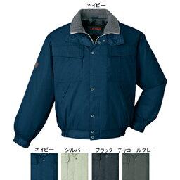 防寒着 防寒服 作業着 作業服 防寒ブルゾン 自重堂 48080 防寒ブルゾン(フード付) 4L
