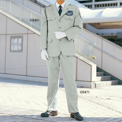 警備服・防犯商品 G-best G5421 ジャケット M〜4L