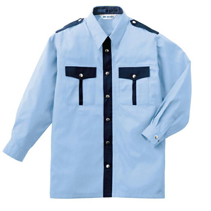 G-best 空調服 GK4162 長袖警備服 G-best(株式会社空調服)ファンバッテリー付