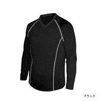 KATOH-FUMI5060●ハイブリッドインナー●Vネックシャツ
