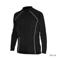 KATOH-FUMI5070●ハイブリッドインナー●ハイネックシャツ