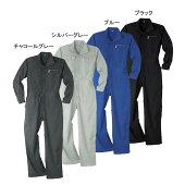 SOWA39010続き服●脇メッシュで作業時も涼しさアップ