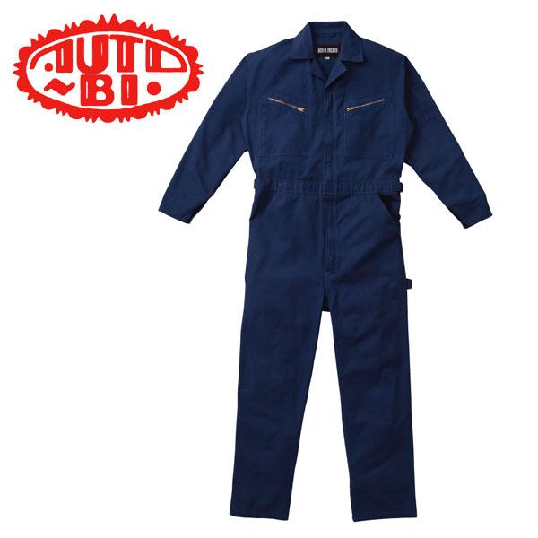 【4L〜B4L】【AUTO-BI(山田辰)】【秋冬作業服】ツヅキ服 2600