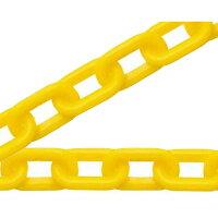 96276プラスチックチェーン♯8×20m黄色箱入00096276-001