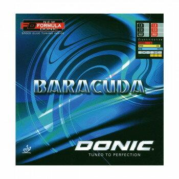 DONIC 卓球ラバー バラクーダ MAX レッド AL043