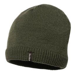 デックスシェル 帽子 DH372OLV Beanie Solo オリーブグリーン S/M