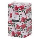丸富製紙 トイレットペーパー ダブル エコカラー花束 フローラルの香り ピンク 12R×8セット 2590