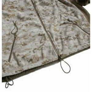 アメリカ軍 海兵隊放出 PO LARTEC フリースジャケット  デザート 〔未使用デッドストック〕
