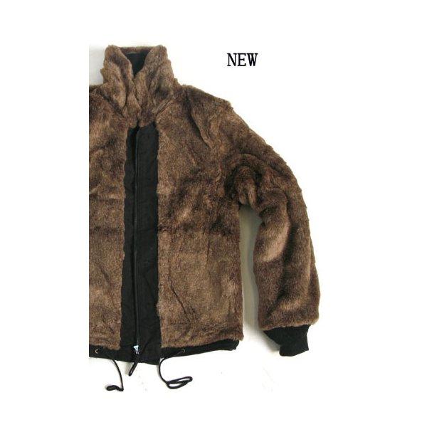 ハイクオリティに感動★米軍N-1 DECK ジャケット ブラック 32(XS)サイズ