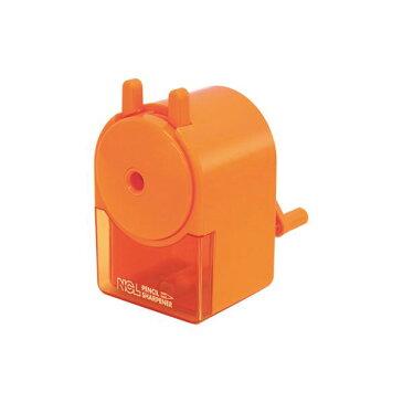 【送料無料】(業務用セット) 手動鉛筆削りき キッズオレンジ DPS-H101KO【×10セット】