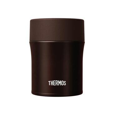 【送料無料】【THERMOS サーモス】 真空断熱スープジャー/フードコンテナー 【500ml チョコ(CHO)】 フタ:食洗機対応