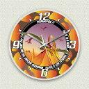 【送料無料】壁掛け時計/デザインクロック 【プテラノドン】 直径30c...