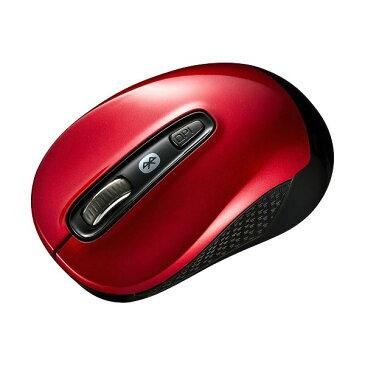 【送料無料】(まとめ)サンワサプライ Bluetooth3.0ブルーLEDマウス レッド MA-BTBL29R 1個【×3セット】
