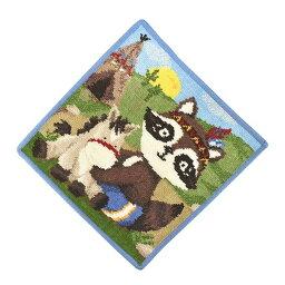 【送料無料】Feiler(フェイラー) タオル BEAR&FRIENDS 205 JEANS