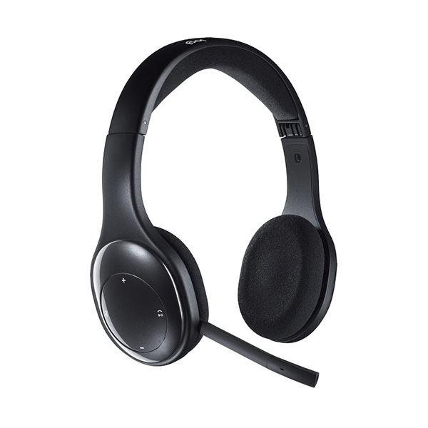 【送料無料】ロジクールBluetoothワイヤレスヘッドセット H800 ブラック H800R 1個
