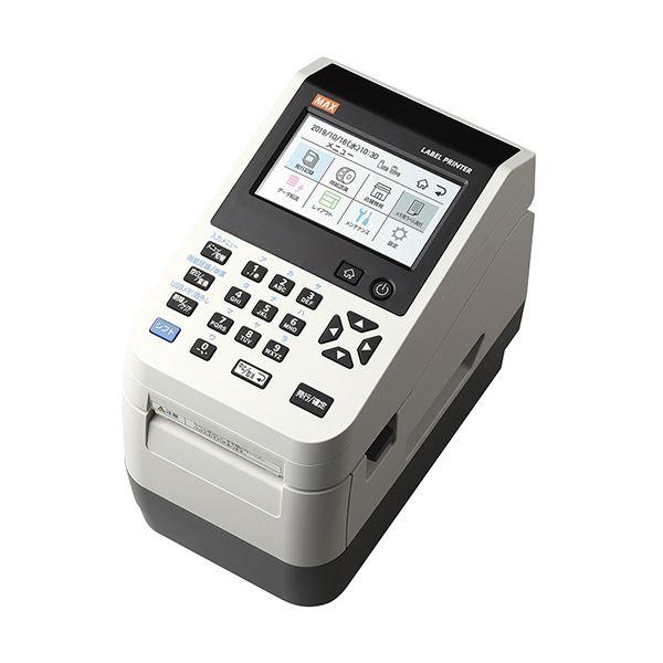 マックス感熱ラベルプリンタLP-501S/BARCODE1台