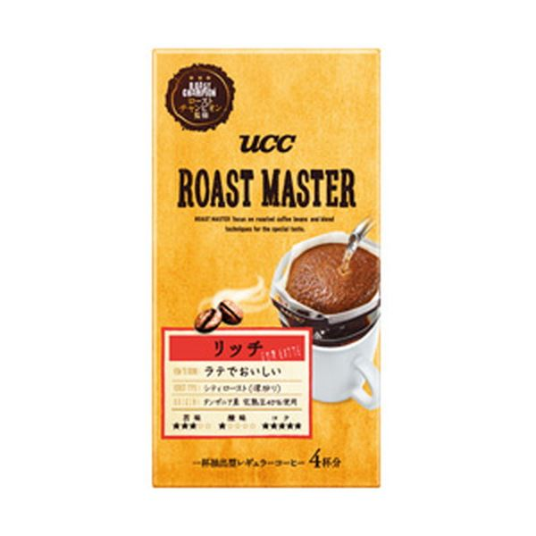 コーヒー, その他 UCC ROAST MASTER forLATTE 1(4)20